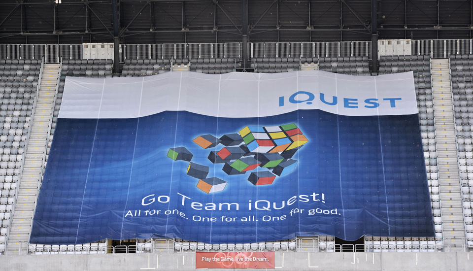 One iQuest – One AMMsome event