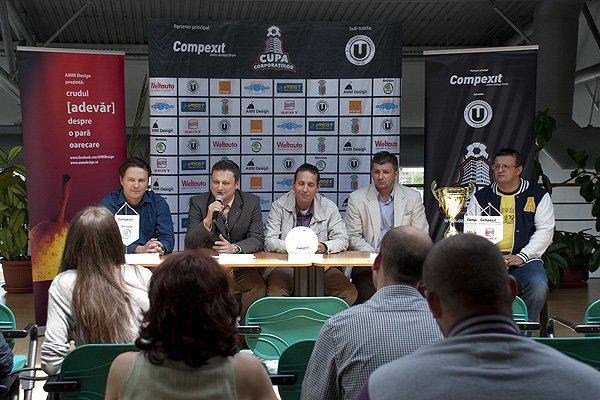 Cupa Corporaţiilor 2012 la final
